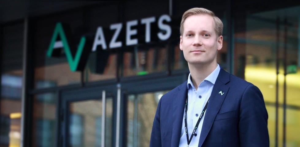 Azets - Muutoksen johtamisella kohti tehokkaita työtapoja