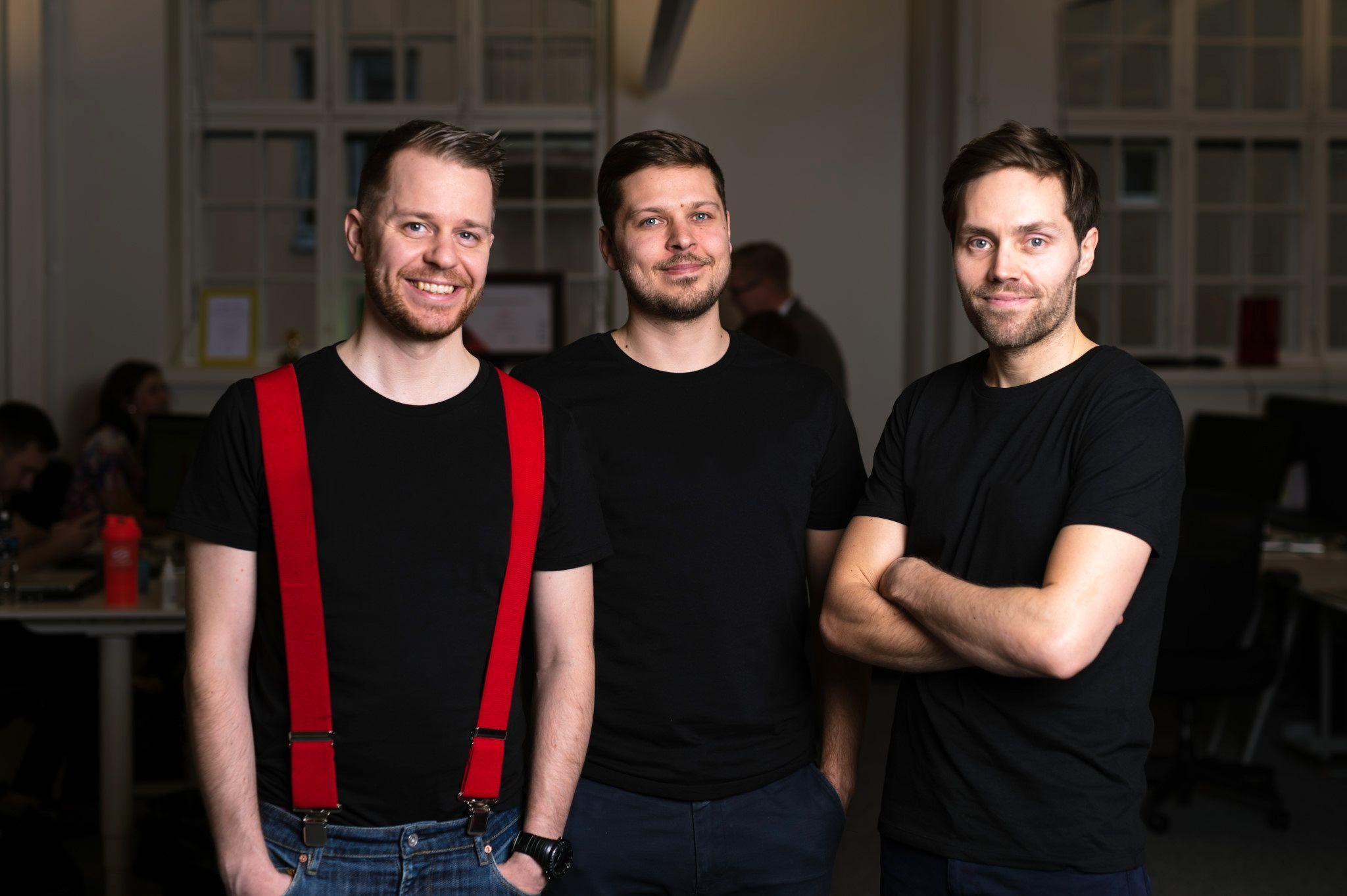 Gappsissa syntynyt Happeo keräsi 7 miljoonan euron rahoituksen