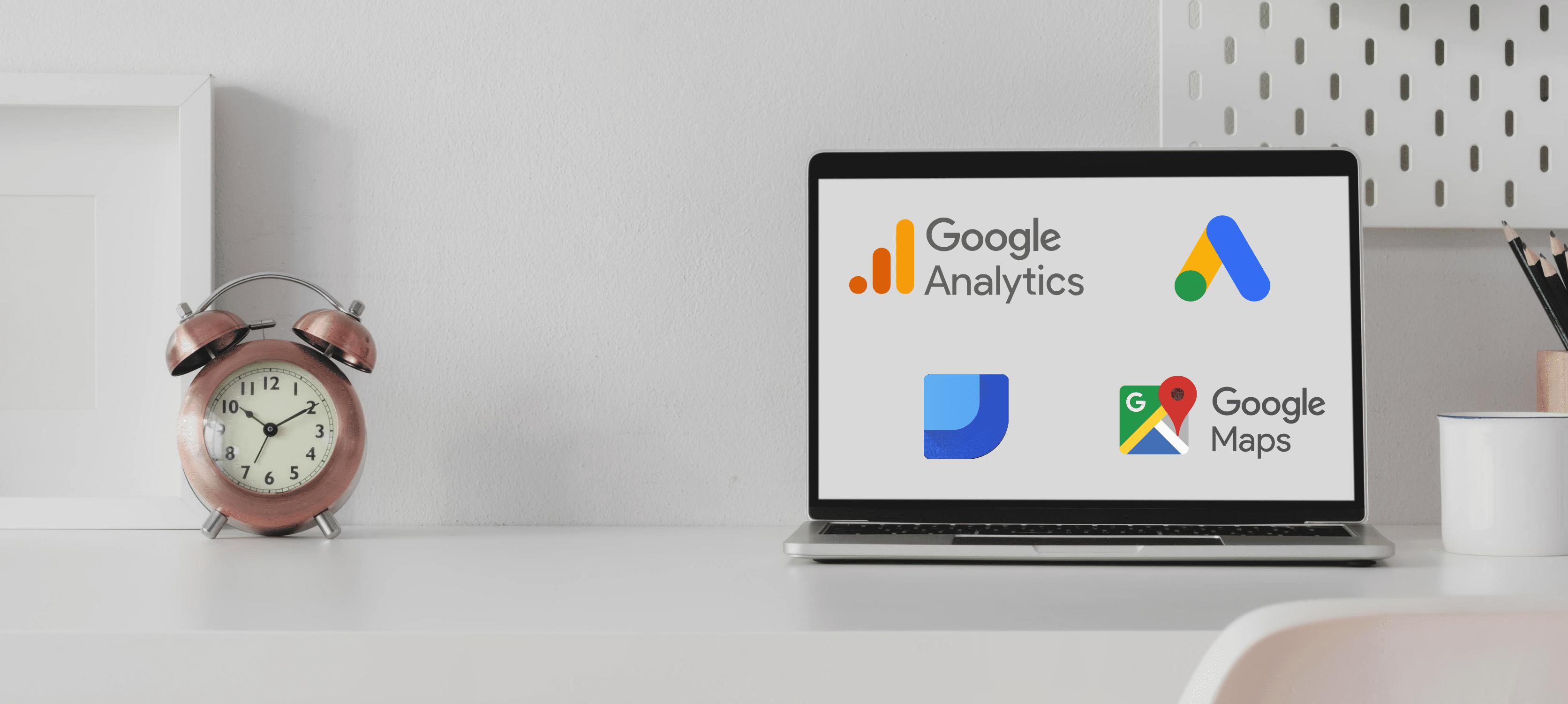 Siirrä Google-tilit yrityksen hallintaan keskitetysti