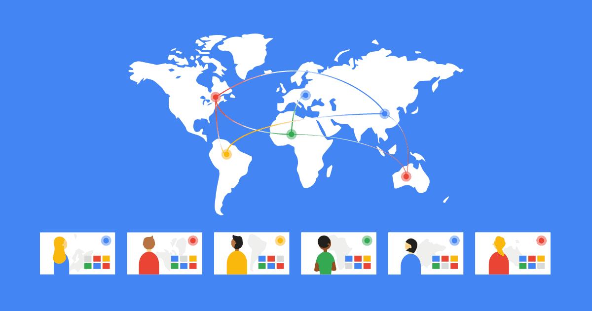 Google Meet tietoturva