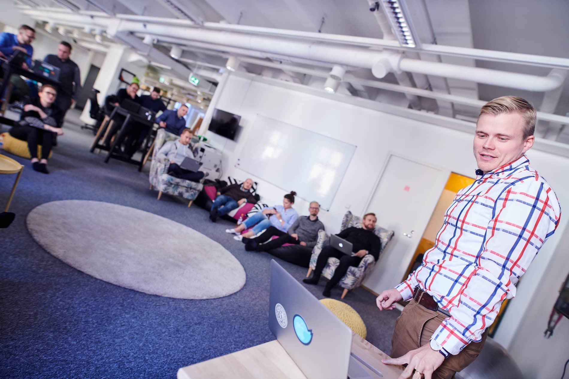 Gapps 10 vuotta – Toimitusjohtajan tunnustuksia
