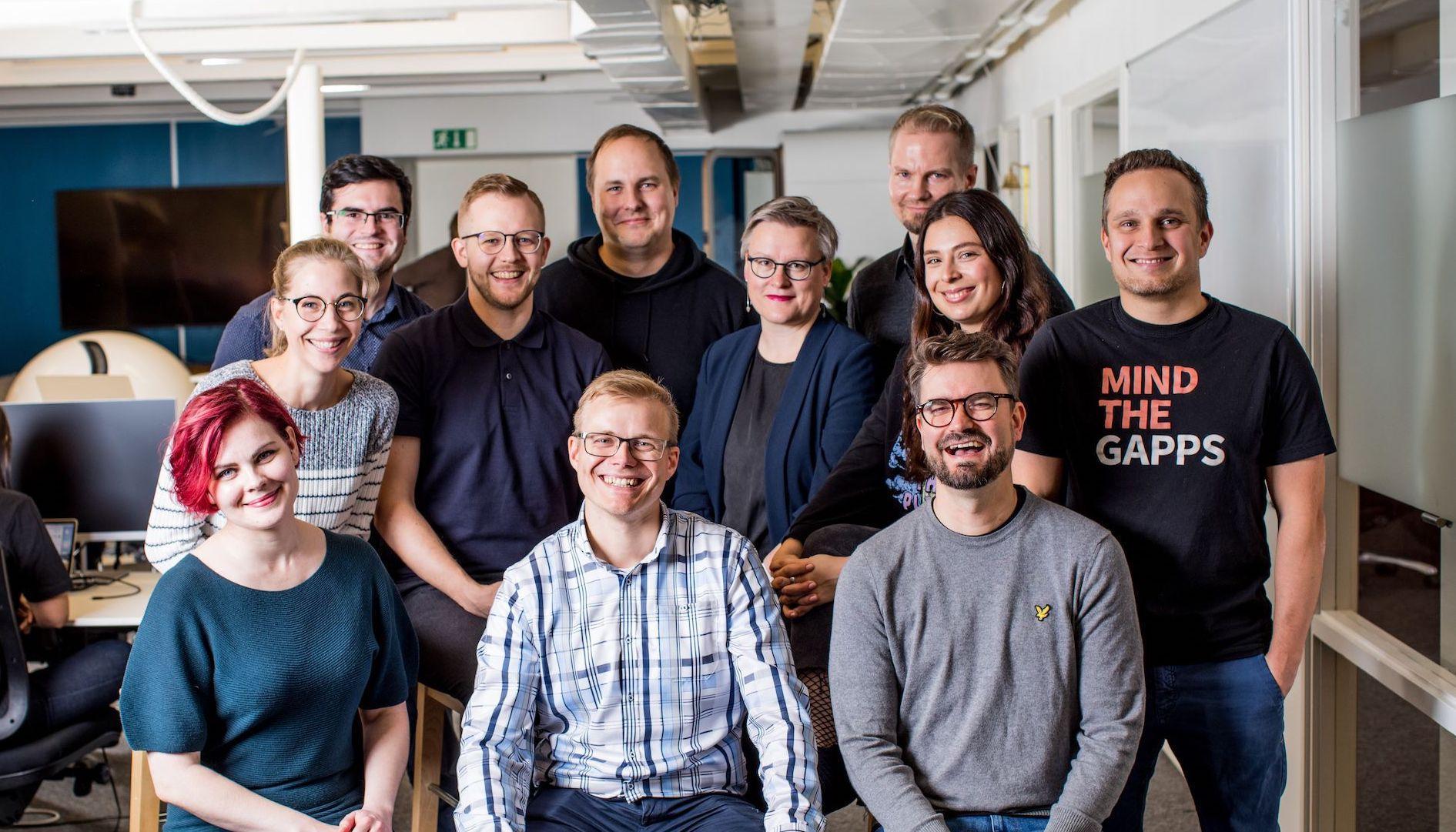 Gapps sai tänä vuonna 13 uutta henkilöstöomistajaa