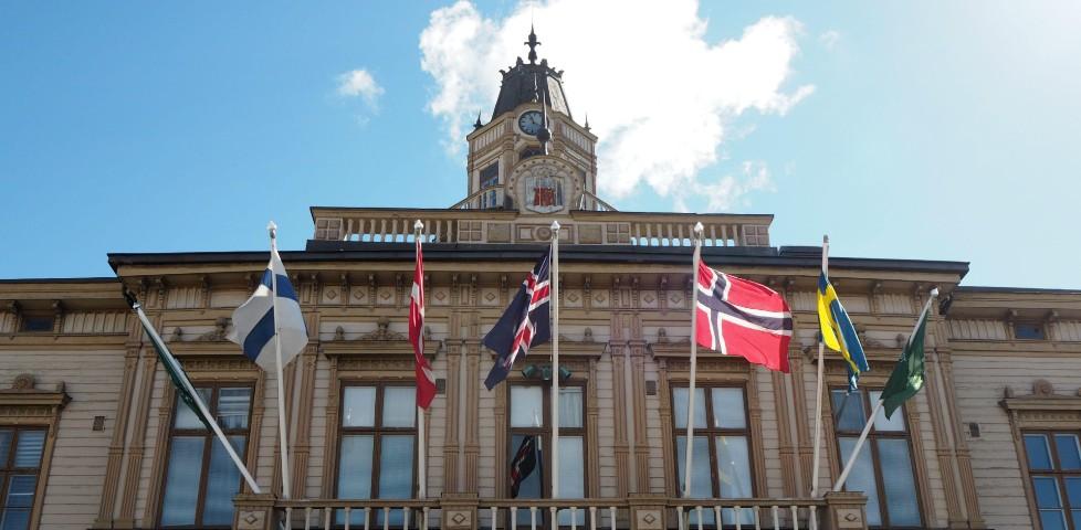 Pietarsaaren kaupungin valtuusto loikkasi nykyaikaan